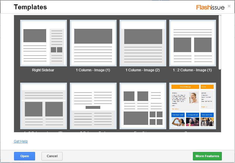 Download Free Gmail Templates - Gmail HTML Templates