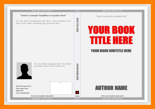 9+ booklet template for word | references format