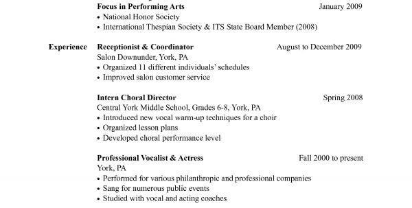 Child Care Director Job Description Sample Spa Director Free ...