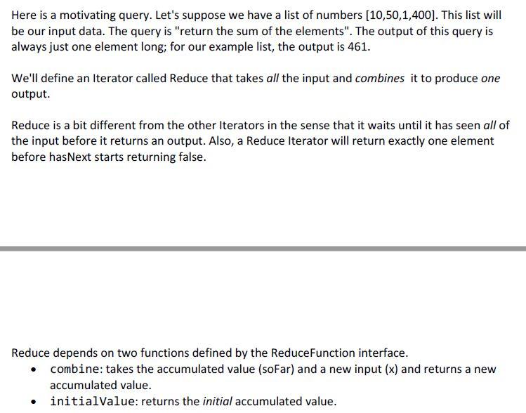 Package Iterators: 4 L-l Import Java. Util. Iterat... | Chegg.com