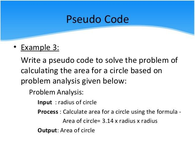 2.3 Apply the different types of algorithm to solve problem