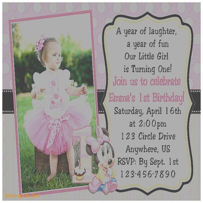 Birthday Cards: Beautiful Editable 1st Birthday Invitation Ca ...