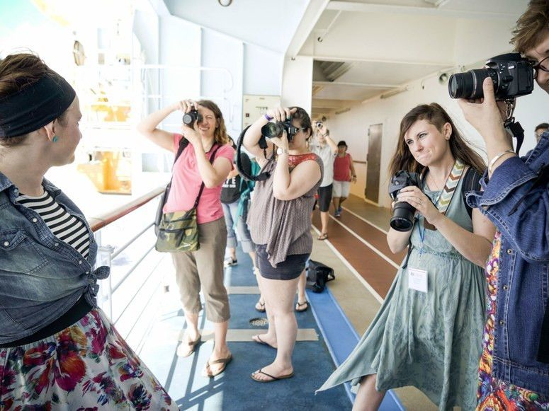 10 Photos You Must Take on a Cruise - Condé Nast Traveler
