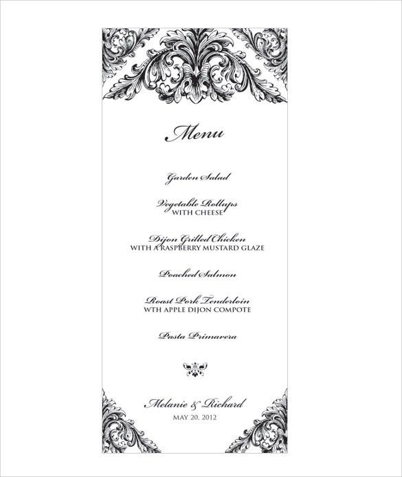 Wedding Template. Free Wedding Template, Customize And Download ...