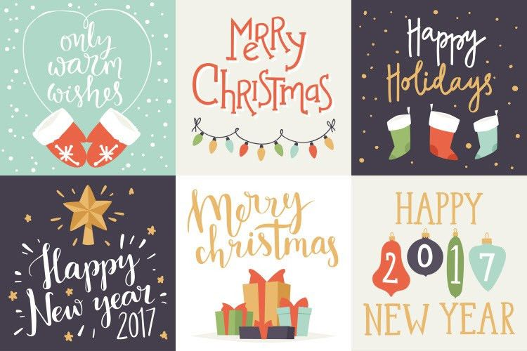 Where To Find Free Printable Christmas Card Templates – Printer ...
