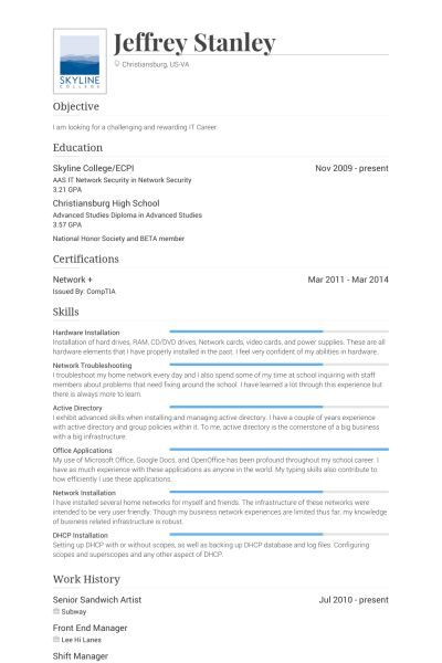 sandwich maker resume sandwich maker resume sandwich maker resume