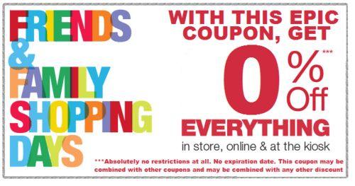 0% discount coupon - GodWiki