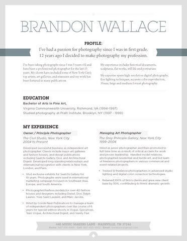 Download Awesome Resume Examples | haadyaooverbayresort.com