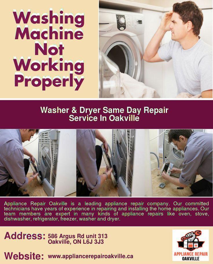 17 best Oakville Home Appliance Repair   Service & Parts images on ...