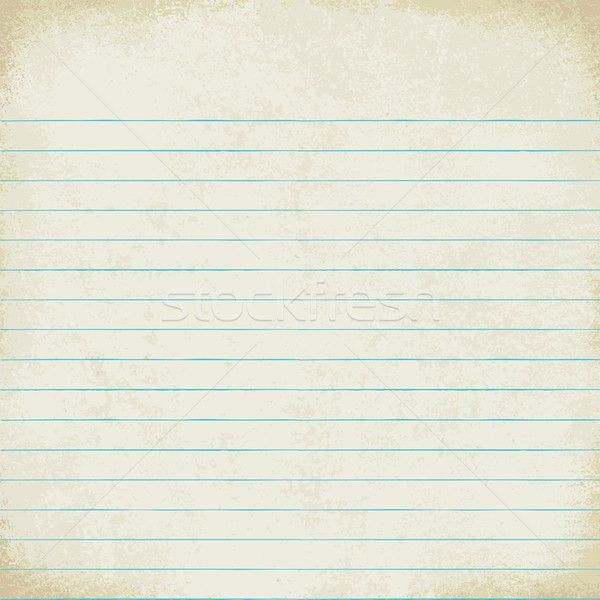 Vintage lined paper vector background 4 vector illustration ...