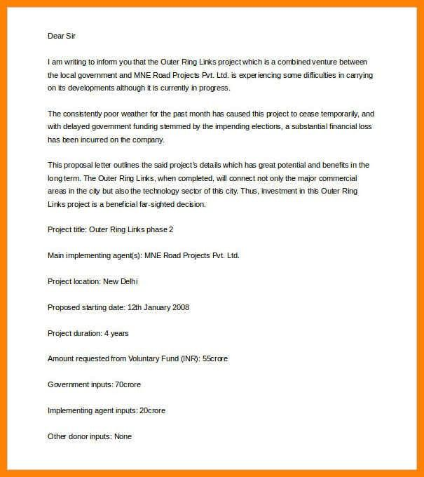 proposal letter template | art resumes