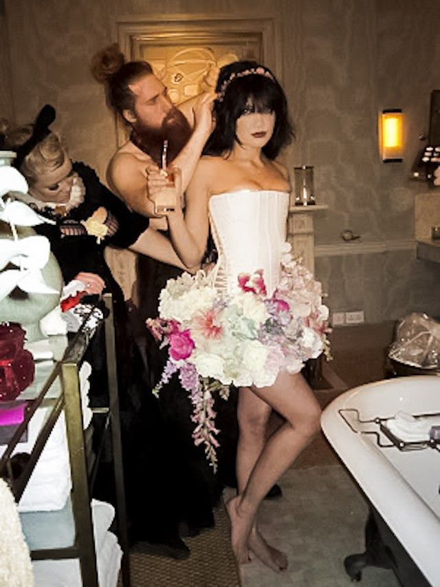 Co-Production Manager: Daisy Lowe's 21st birthday party, Babington ...