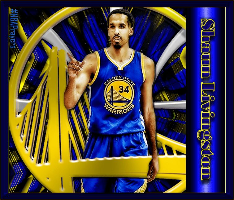 NBA Player Edit - Shaun Livingston | Warriors - NBA Players ...