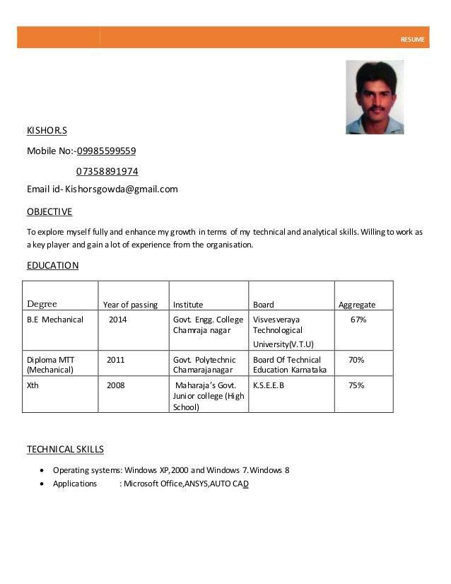 normal resume format pdf download. printable blank resume template ...