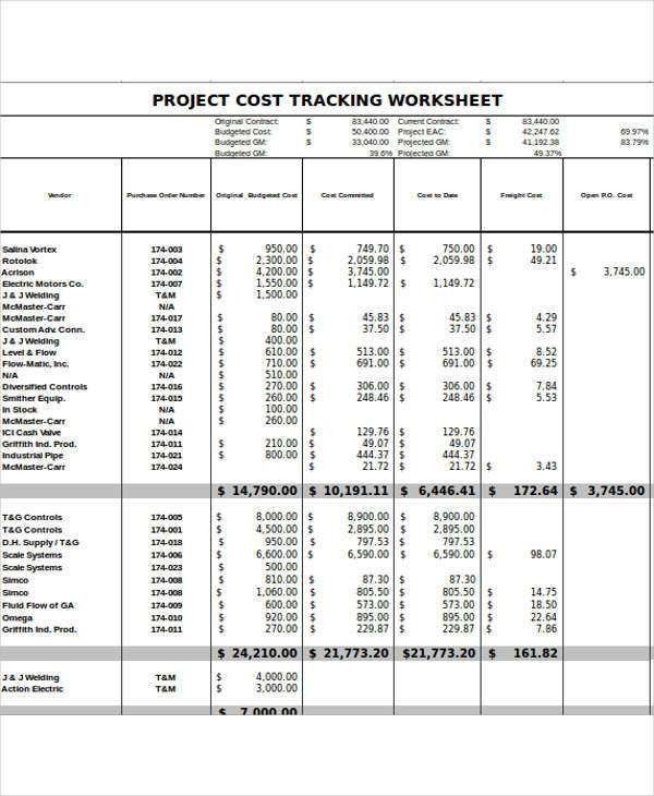 20+ Expense Report Samples | Free & Premium Templates