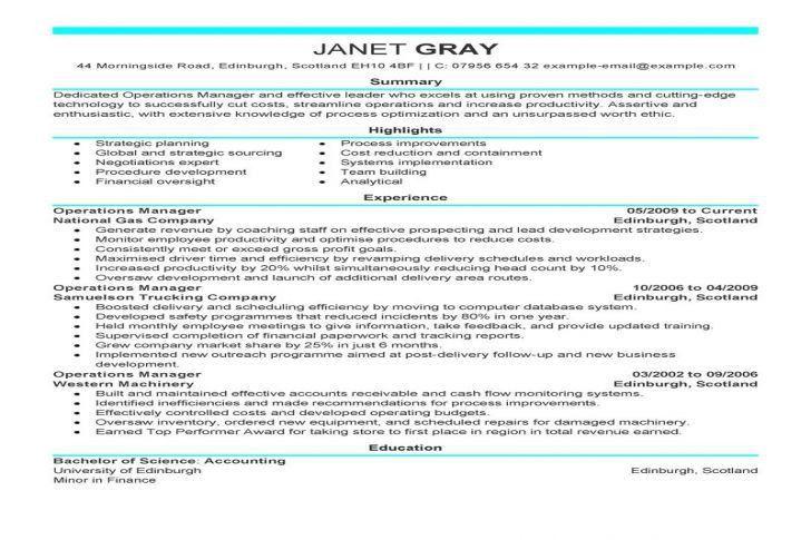 Readymade Resume Samples. resume sample sales customer service job ...