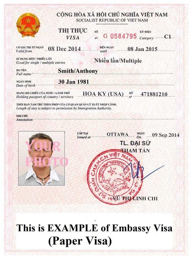VOA OR LOOSE-LEAF VISA IS BETTER? – Bonjour Vietnam