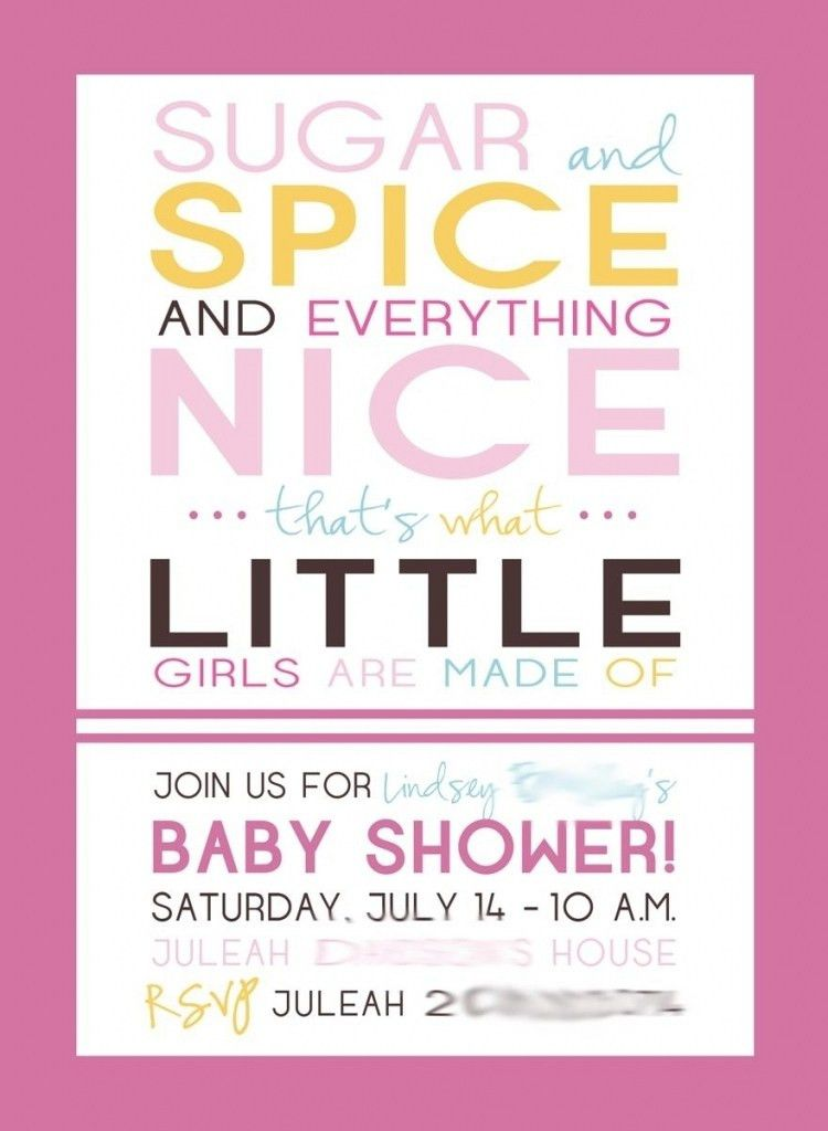 Baby Shower Invitations Party City | christmanista.com