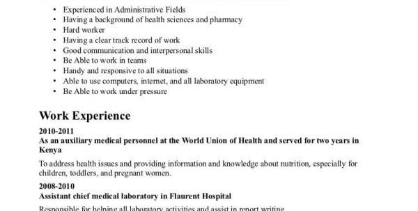 Cardiology Medical Assistant Resume Template Cardiology Medical ...