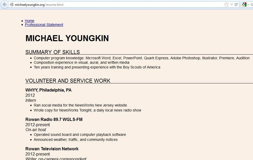 resume job title sample resume for a job free resume examples by