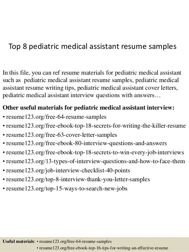 top-8-pediatric-medical-assistant-resume-samples-1-638.jpg?cb=1431474667