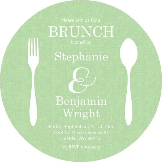 Brunch Invitation Template - Invitation Template