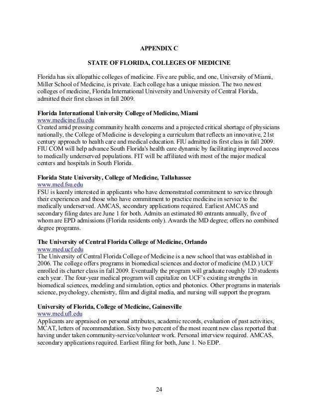 New College Pre-Med Handbook