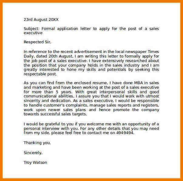 8+ formal application   postal-carrier