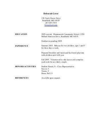 Sample Reference Sheet. Format References Resume Resume Examples ...