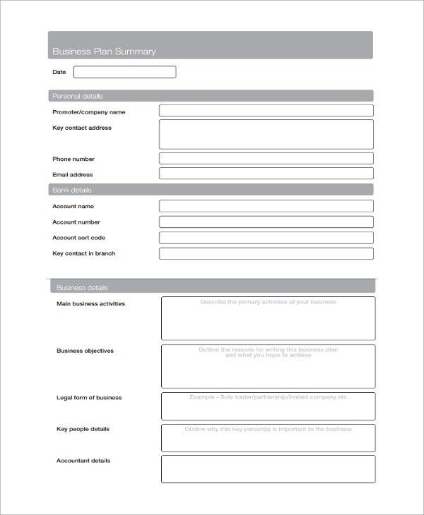 Service Plan Templates. Conference Marketing Plan Template Sample ...