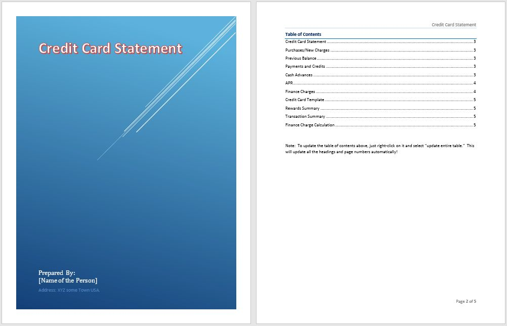 Investment Policy Statement Template | Microsoft Word Templates