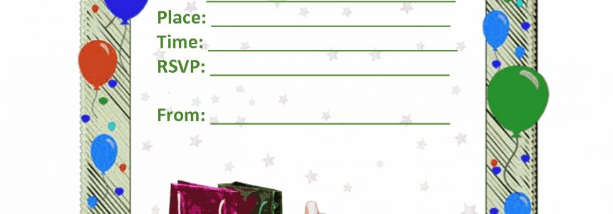 Marvelous Free Christmas Party Invitation Templates Downloads ...