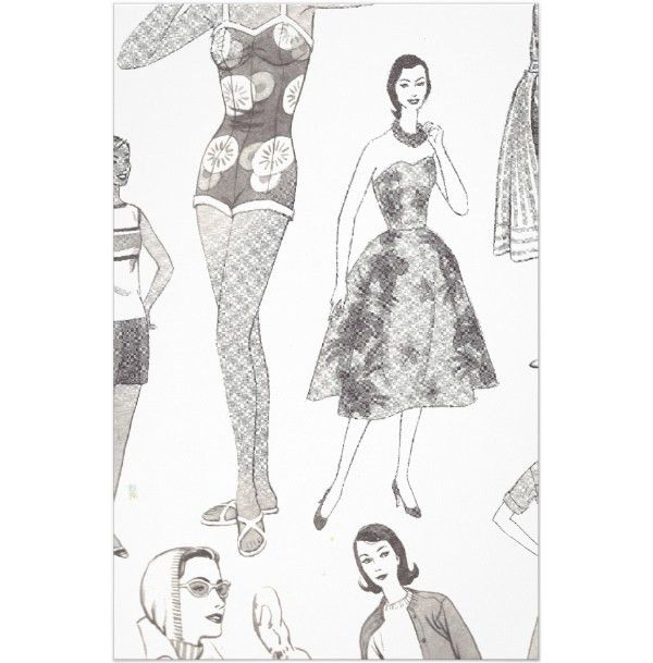 Vintage-fashion-design