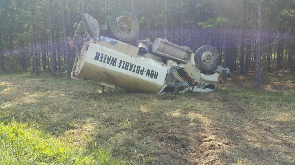 Water truck driver charged with DWI in crash | News ...