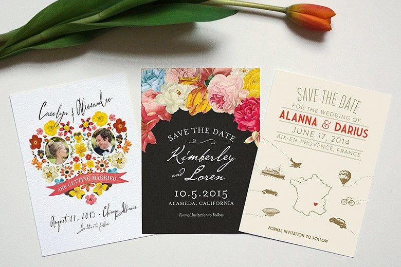 Wedding Invitation Etiquette You Can Use in the Modern World | A ...