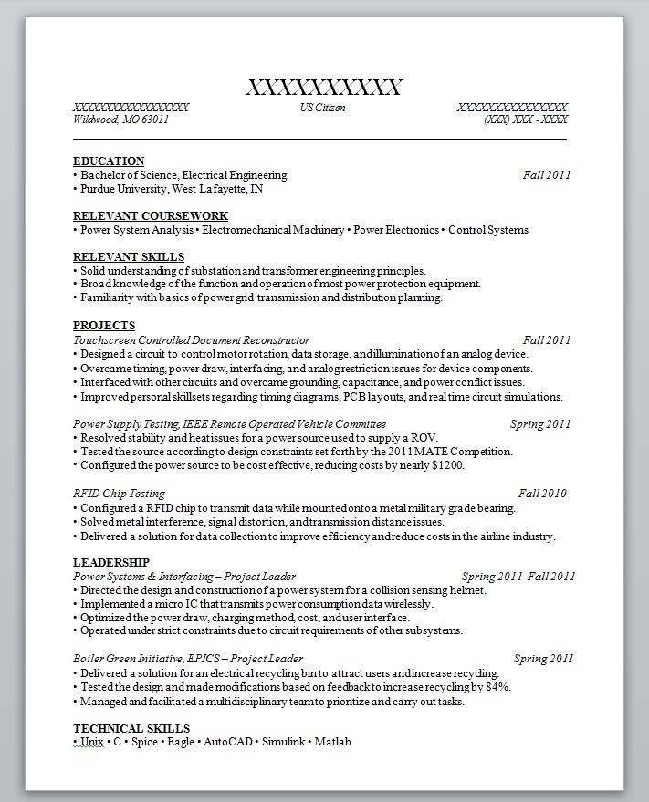 Write Resume First Time With No Job Experience Httpwww How To ...