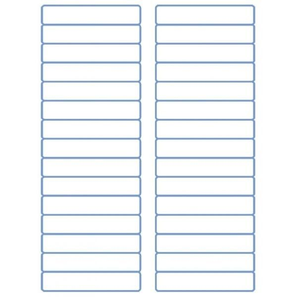Avery Templates 5066. file folder labels. avery label templates ...