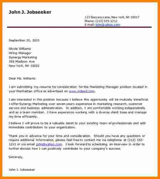 download latest cover letter format haadyaooverbayresortcom - Latest Cover Letter Format