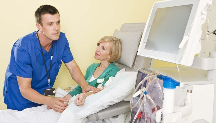 The Entry Level Salary for a Kidney Dialysis Technician | Career Trend