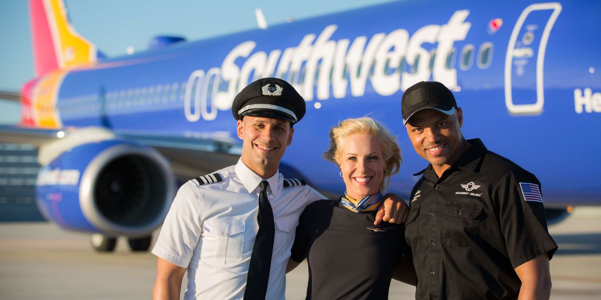Interview Insider: How to Get a Job at Southwest Airlines