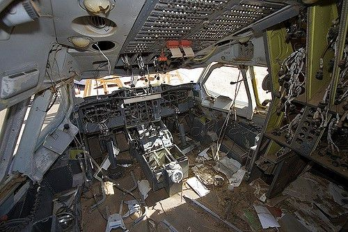Air Jamaica - Airbus A300B4-203 (6Y-JMS) - Flight Deck | Flickr