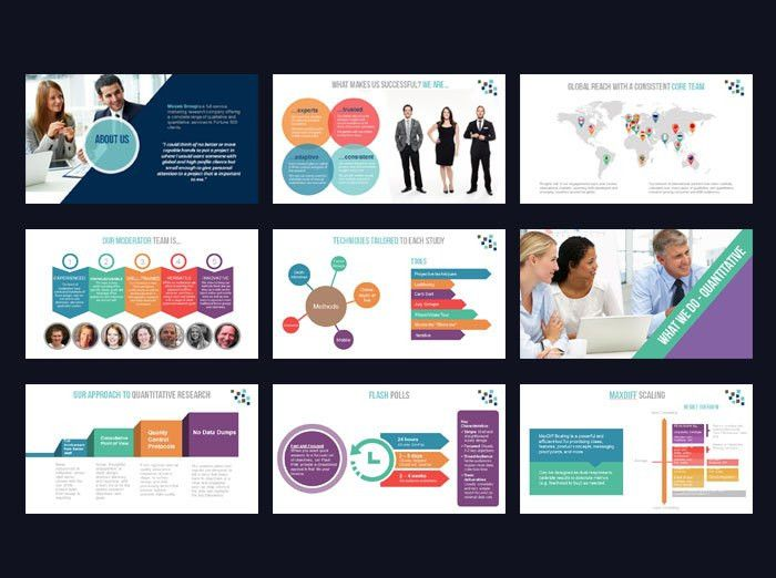 Powerpoint Template Design - SonnyDesign