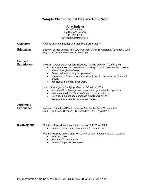 Resume : Getting A Better Job Egyptian Chinese Drilling Company ...
