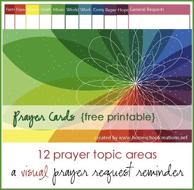 Printable Prayer Cards - FREE Download | Printable prayers, Prayer ...