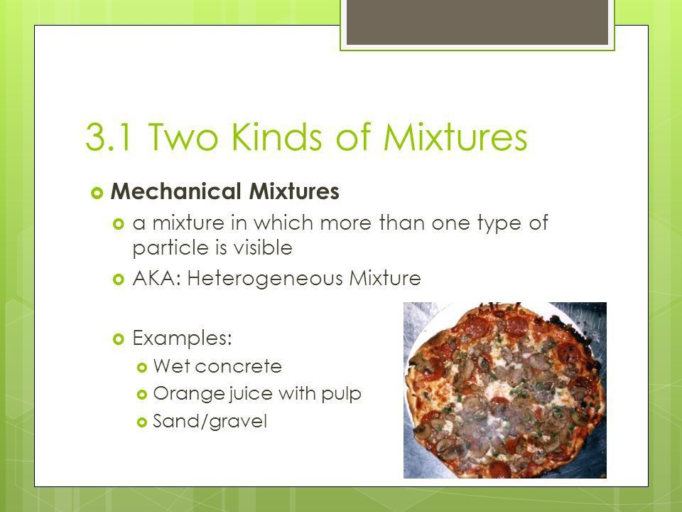Chapter 3: Mixtures and Their Uses Science 14. Introduction ...
