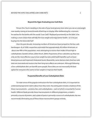 Paper Written In Apa Format - .xyz