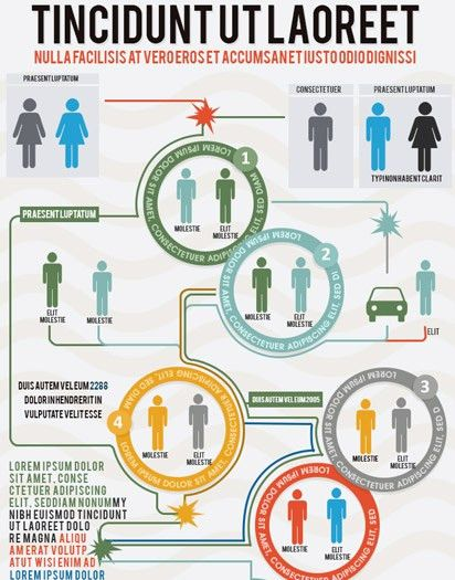 Flow chart infographics template | Infographics | Pinterest ...