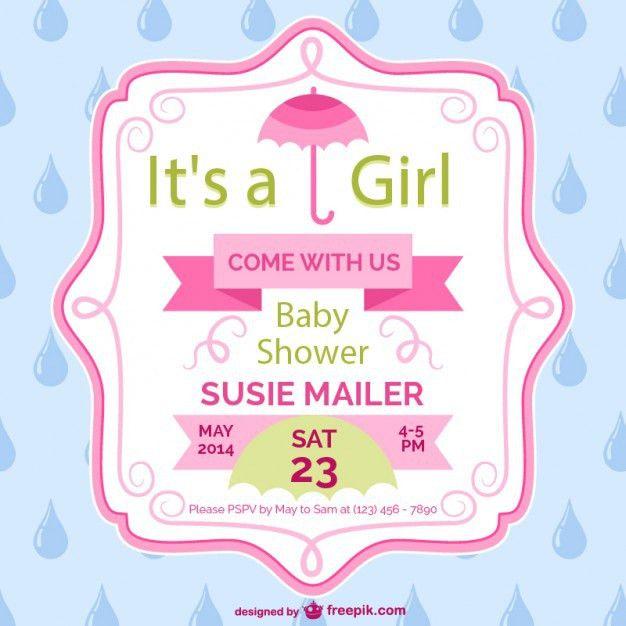 30+ Baby Shower Vectors | Download Free Vector Art & Graphics ...