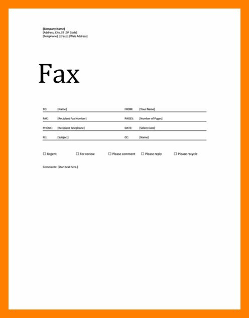 Best Fax Cover Sheet For Cv Ideas - Best Resume Examples for Your ...