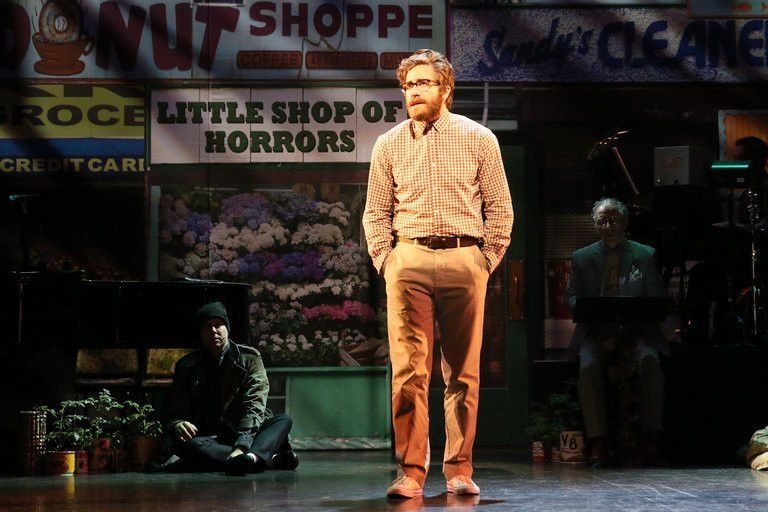 Jake Gyllenhaal to Star in Concert Production of 'Sunday in the ...